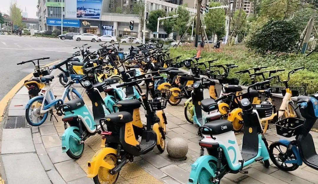 共享电动车规范停车方案